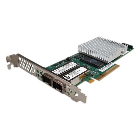 HP NC523SFP 593742-001 10Gb 2 Port SFP Server Adapter 593715-001